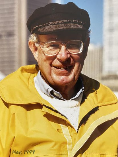 James O'Conor Gentry Sr. worked for Monumental Life Insurance Co. for more than three decades until retiring in 1993.