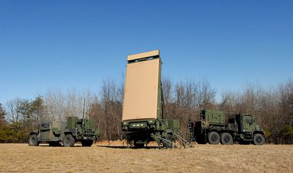 Northrop Grumman Corp. won a $207 million contract from the U.S. Marine Corps to produce a mobile ground radar system, the first of what could be a series of agreements worth more than $2 billion.