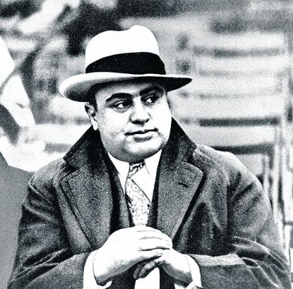 Authorities couldn't convict mobster Al Capone for murder, so they got him for tax evasion instead. Baltimore should try similar tactics against the city's violent criminals.