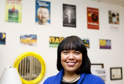Dr. Joyce Herold, Towson University's new coordinator of off-campus student services, hopes to use education programs to teach students who are living off campus to be good neighbors.