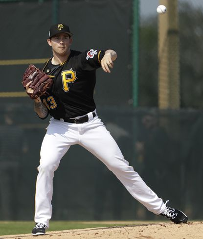 Former Orioles farmhand Steven Brault pitches well for Pirates in exhibition