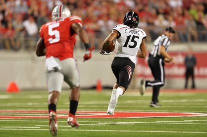 An inexperienced Ohio State secondary was constantly chasing Cincinnati wide receiver Chris Moore last week. The Terps could have similar success in the passing game Saturday.
