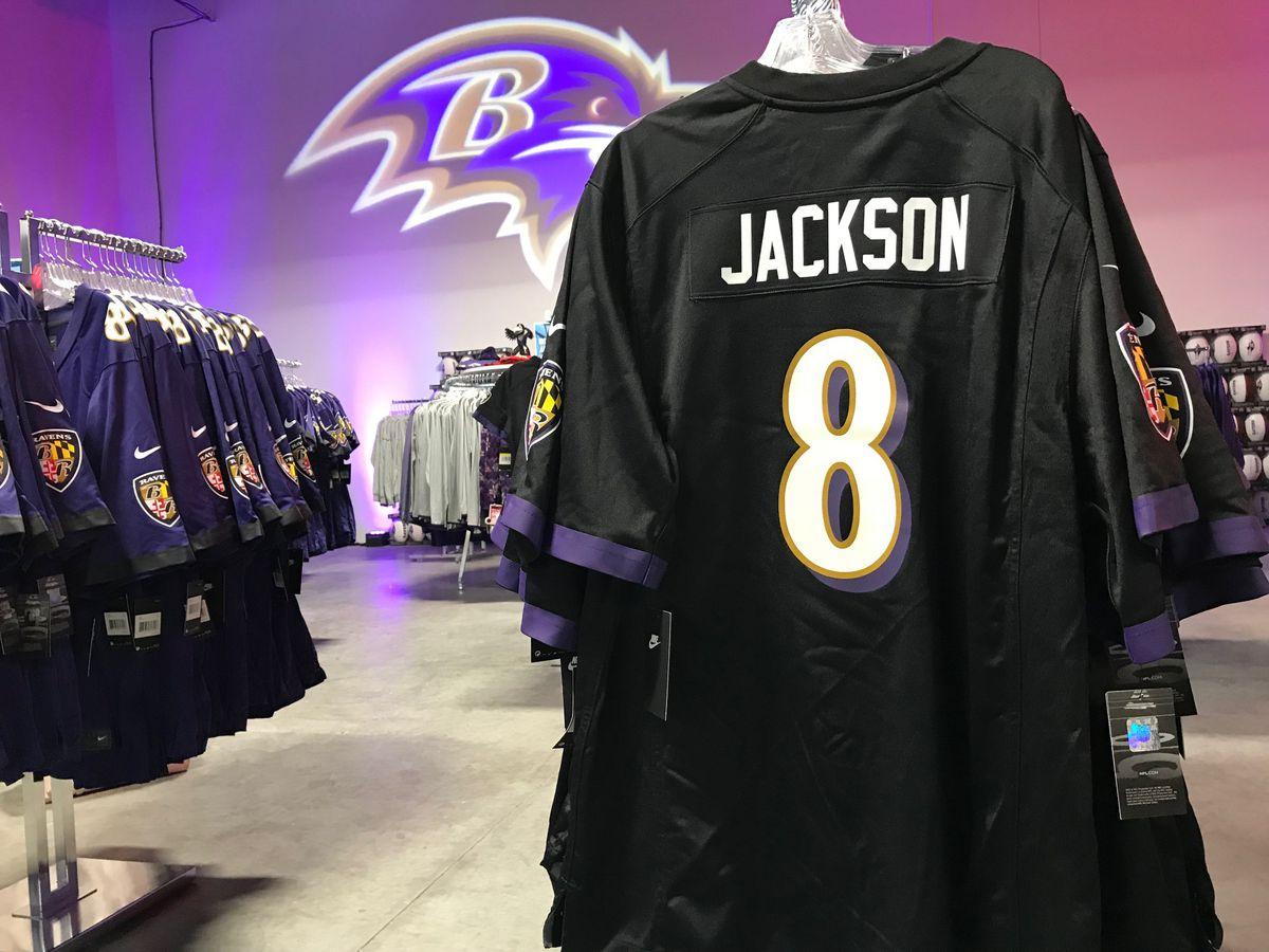 What's harder than tackling Ravens QB Lamar Jackson? Trying to get ...