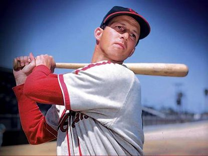 Stan Musial's pinch-hit single in the top of the sixth inning of a scoreless game ignited the National League's victory in the 1962 All-Star Game played at Washington's D.C. Stadium.