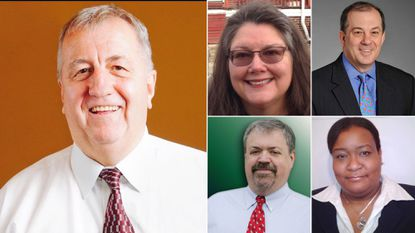 Reisinger faces Democratic challengers for District 10 seat