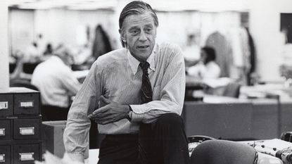 An HBO film examines the life of the Washington Post's legendary editor, Ben Bradlee. It has a strikingly contemporary feel, since the hostility Bradlee felt from the White House in the Nixon era is similar to the Trump administration today.