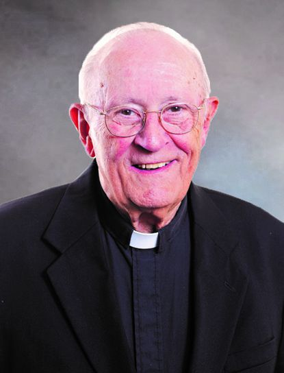 Monsignor Arthur Bastress was made pastor of St. Alphonsus Liguori Church and Shrine, now the National Shrine of St. Alphonsus Liguori, in 1998. He held the post until his retirement in 2017.
