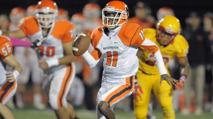 McDonogh remains at No. 1 in our high school football poll this week.