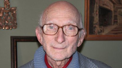 """Robert """"Bob"""" Janssen logged more than 1.5 million miles using various transportation modes, and wrote a book about his travels. He was a longtime member of the National Railroad Historical Society and the Baltimore Streetcar Museum."""