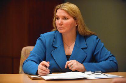 Howard County Public Schools Superintendent Dr. Renee Foose