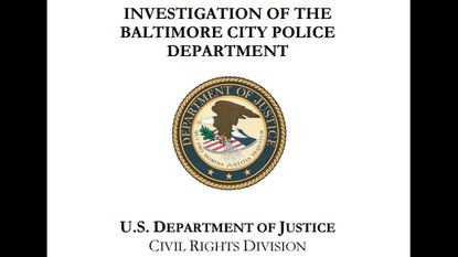 DOJ report criticizes BPD over racially based policing, unconstitutional shakedowns, lack of accountability