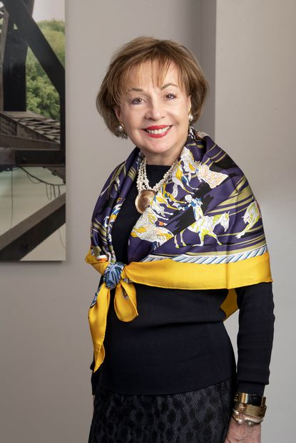 Mary Ann Scully, CEO of Howard Bank, is a 2020 inductee into The Baltimore Sun's Business and Civic Hall of Fame.