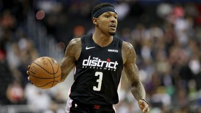 All-Star guard Bradley Beal averaged 25.6 points a game for the Wizards this season.