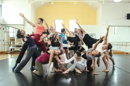 """The first rule of Collective Dance Company's """"Tailor-Made Shorts"""" is . . . The short must be no longer that five minutes (i.e., short)."""