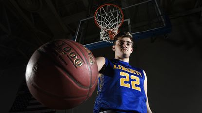 Boys Basketball Player of the Year: Liberty's Tristan Kent 'didn't get pushed around' in leading Lions to a county title