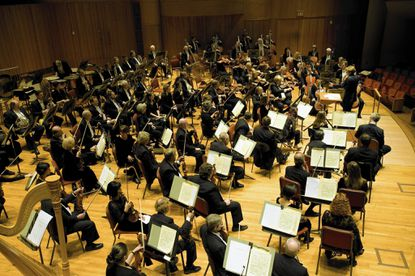 The Baltimore Symphony Orchestra will be performing Beethoven's Symphony No. 9 Friday night at the Meyerhoff.