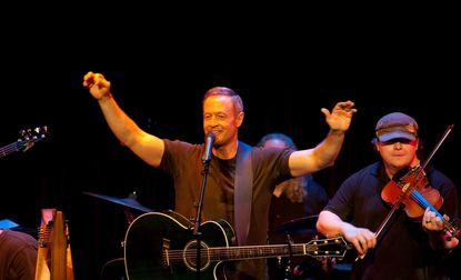 Martin O'Malley and his band to play Creative Alliance next month