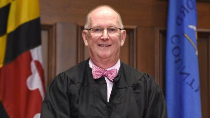 Judge Kevin Mahoney will preside over Harford County Circuit Court's new drug court, similar to the one in District Court. The first two participants began the program Monday and will meet with Mahoney and others the first and third Monday of each month.