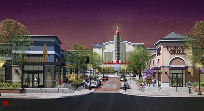 First three of eight restaurants announced for Towson Square
