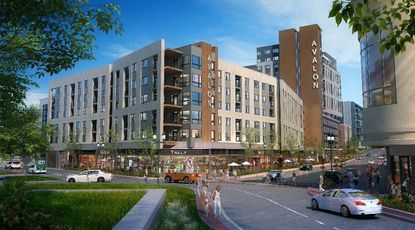 Development at former Towson Circle site to break ground Tuesday