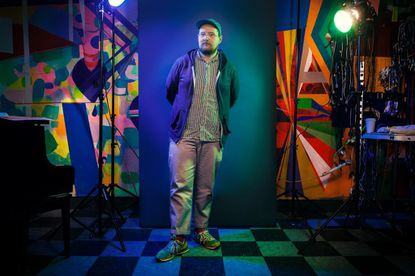Dan Deacon is opening for Miley Cyrus and Her Dead Petz, and he understands how weird that is