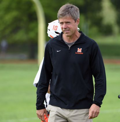 Under coach Andy Hilgartner, McDonogh is in position to bring home the program's second championship in three seasons.