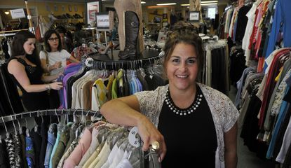 Reisterstown consignment shop specializes in clothes, charity