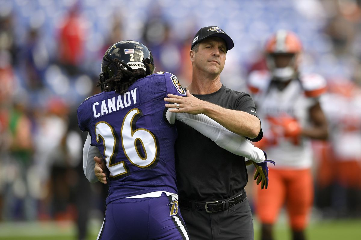 Thank God he's here': Emergence of Ravens' CB Maurice Canady a ...