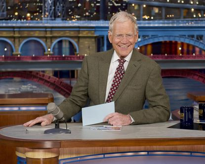Upfronts 2014: Alan Cumming, David Letterman put on a show for CBS