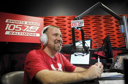 Jeremy Conn's camaraderie with host serves him well on 105.7 The Fan