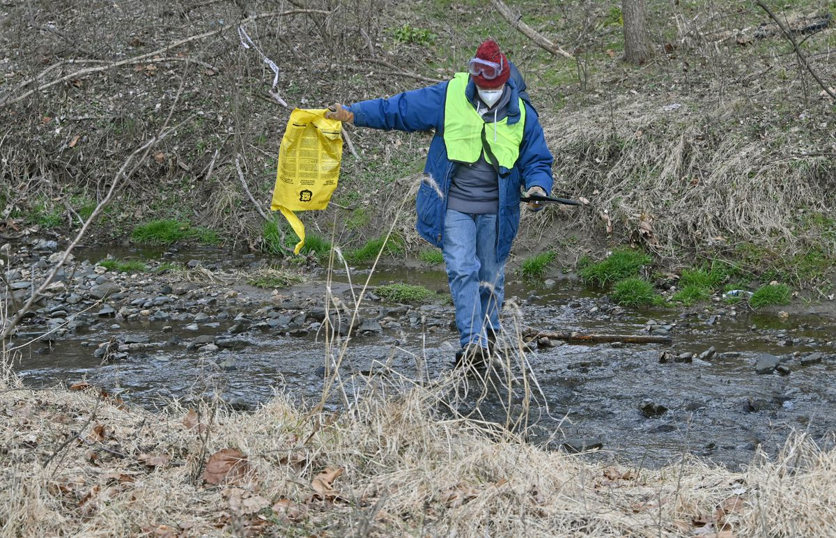Tiber River Watershed Cleanup Event | PHOTOS