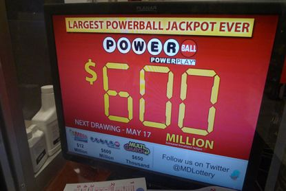 Powerball sales fell 40.8 percent in Maryland in September compared to the same month a year earlier, according to information provided to the Maryland Lottery and Gaming Control Commission at its monthly meeting.