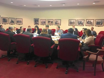 The Baltimore County Council, in a Tuesday work session, is considering a resolution to support a business enterprise zone at the University of Maryland, Baltimore County.