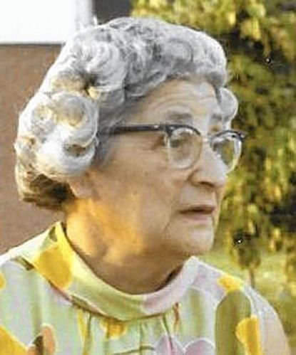 Goldie Miller had attained the designation of a super-centenarian. She was 111.