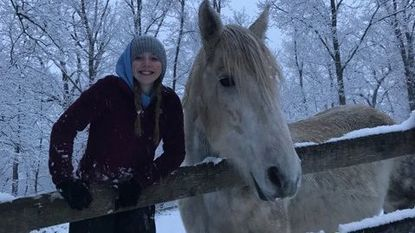 Szymanski: Just being a good neighbor, teen takes care of animals while owner battles cancer