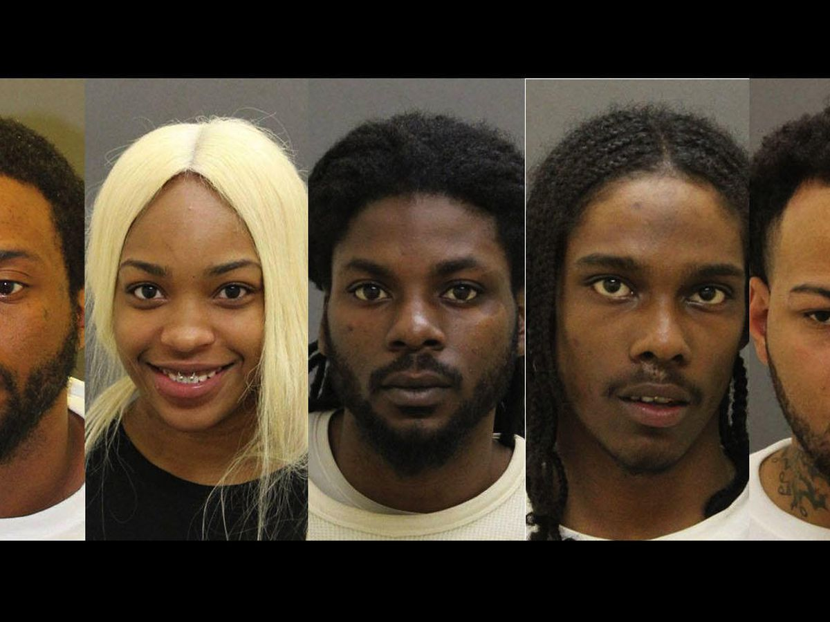12-person federal drug indictment linked to April shootout, pursuit