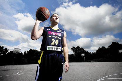 Far from home, Howard's Tommy Brenton living basketball dream