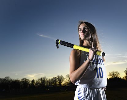 Liberty senior Meghan Huey is the 2019 Carroll County Times Field Hockey Player of the Year.