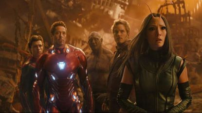 'Avengers: Infinity War' review: After its psycho mood swings, that ending will create a buzz
