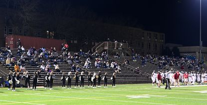 Fans enjoyed one Friday night of football at John Carroll last week as the Patriots hosted Archbishop Curley.