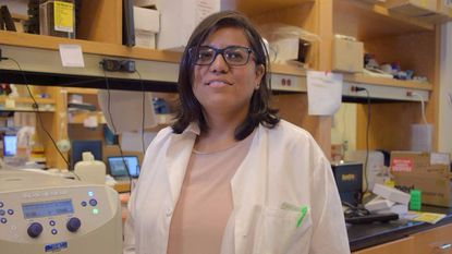 Dr. Mary Kay Lobo and her colleagues have been examining the gene known as Slc6a15 and researching the role it plays in either protecting from stress or contributing to depression.