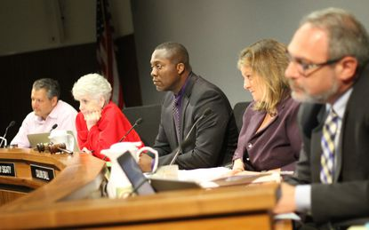In a 4-1 vote, theHoward County Council pushed for a charter amendment to expand its authority over the budget.