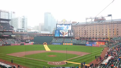 City Paper's Orioles Opening Day live blog