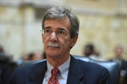 Maryland Attorney General Brian Frosh has asked Gov. Larry Hogan for a slew of new resources to fight violent crime in Baltimore, including 20 more prosecutors to target gangs and drugs. Frosh is shown in this file photo.