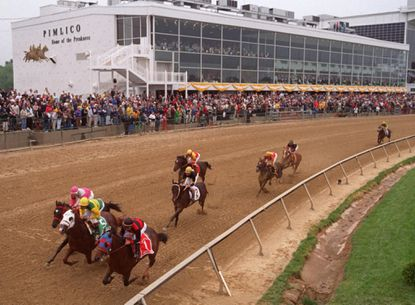 Preakness is gone - and Baltimore the lesser for it