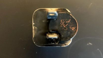 "The Maryland State Fire Marshall is warning about the ""outlet challenge,"" a social media challenge that involves creating an electrical reaction to dropping a penny between the prongs of a plug."