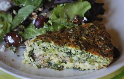 For Mother's Day, get out the eggs and whip up a creative frittata