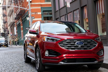2019 Ford Edge (Ford/TNS)