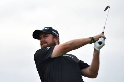 Shane Lowry takes command at British Open in third round