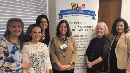 West Towson principal calls Blue Ribbon designation well-earned